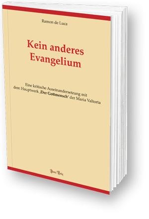 Cover Kein anderes Evangelium